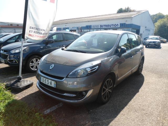 Renault grand scenic bose lorraine automobiles garage for Garage renault chambon la grand croix