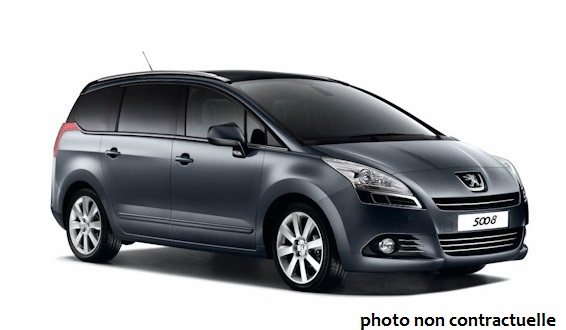peugeot 5008 style 1 6 hdi 115 cv 7 places lorraine automobiles garage desa. Black Bedroom Furniture Sets. Home Design Ideas
