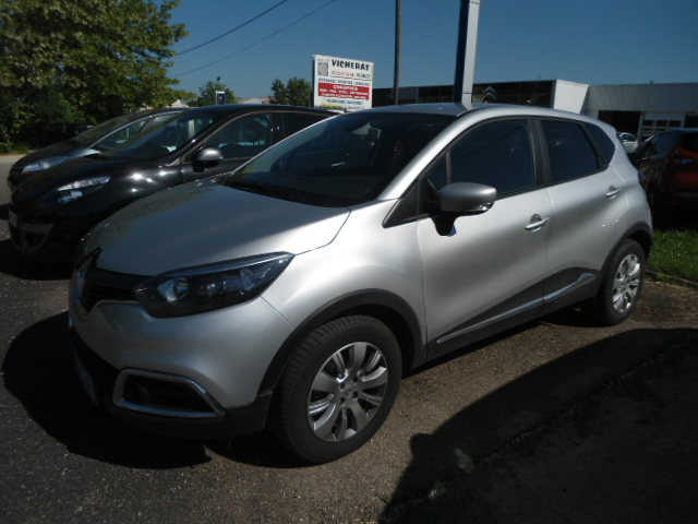 Renault captur zen for Garage renault metz voiture occasion